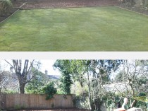 New lawn for a new house